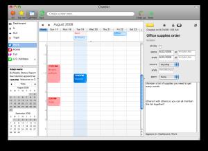 Chandler Desktop (MacOSX)